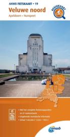 Fietskaart Veluwe Noord | ANWB 19 | 1:66.666 | ISBN 9789018047207