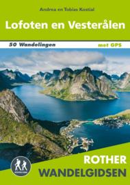 Wandelgids Lofoten en Vesterålen | Elmar / Rother Verlag | ISBN 9789038926254
