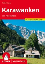 Wandelgids Rother Karawanken und Steiner Alpen | Rother Verlag | ISBN 9783763344246
