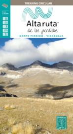 Wandelkaart La Alta Ruta de Los Perdidos | Editorial Alpina | 1:30.000 | ISBN 9788480906548
