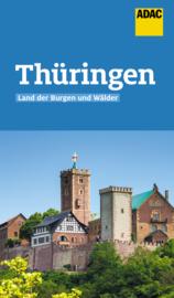 Reisgids Thüringen | ADAC | ISBN 9783956897221