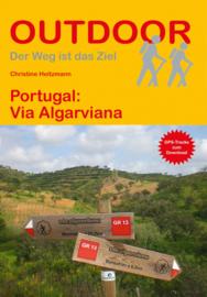 Wandelgids Via Algarviana | Conrad Stein Verlag | Wandelen in de Algarven van Alcoutim naar Cabo de San Vicente |ISBN 9783866866157
