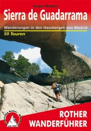 Wandelgids Sierra de Guadarrama | Rother Verlag | Wanderungen in den Hausbergen von Madrid  |ISBN 9783763343621