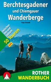 Wandelgids Berchtesgadener und Chiemgauer Wanderberge | Rother Verlag | ISBN 9783763330218