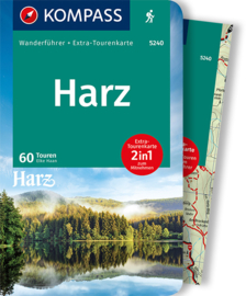 Wandelgids Harz | Kompass | ISBN 9783991210535