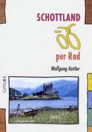 Fietsgids Schotland per Fahrrad | Kettler Verlag | fietsen in Schotland | ISBN 9783932546372