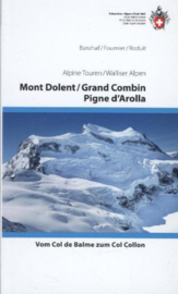 Alpinegids Walliser Alpen : Mont Dolent - Grand Combin - Pigne d'Arolla