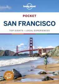 Stadsgids San Francisco Pocket | Lonely Planet | ISBN 9781787014114