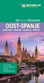 Reisgids Oost Spanje | Michelin groene gids | ISBN 9789401457347