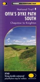 Wandelkaart Offa's Dyke Path South | Harvey | 1:40.000 | ISBN 9781851375028