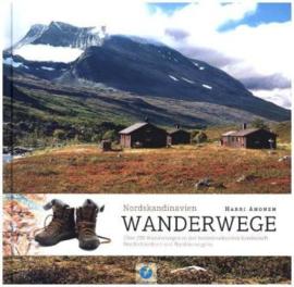 Wandelgids Noord Scandinavië - Wandelen in Noord Noorwegen en Noord Zweden -Lapland  | T. Kettler Verlag | ISBN 9783934014619