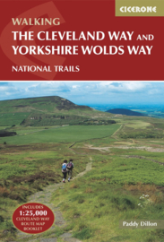 Wandelgids The Cleveland Way and the Yorkshire Wolds Way | Cicerone | ISBN 9781852848231