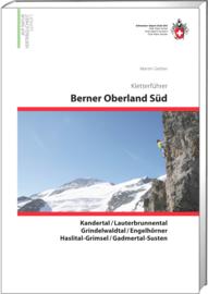 Klimgids Berner Oberland Zuid | SAC | ISBN 9783859023840