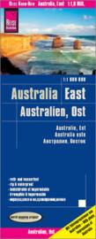 Wegenkaart Australië Oost | Reise Know How | ISBN 9783831773381