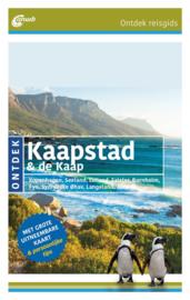 Stadsgids - reisgids Kaapstad & Kaap | ANWB Ontdek | ISBN 9789018040079
