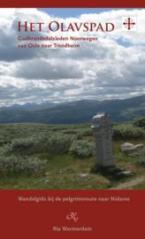 Wandelgids Het Olavspad – Van Oslo naar Trondheim | Op Vrije Voeten | ISBN 9789082251012