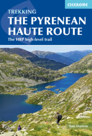 Wandelgids The Pyrenean Haute Route | Cicerone | ISBN 9781852849818