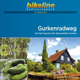 Fietsgids Gurkenradweg | Bikeline | 266 km | ISBN 9783850008952