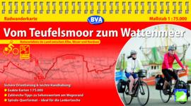 Fietsgids Vom Teufelsmoor zum Wattenmeer | BVA | ISBN