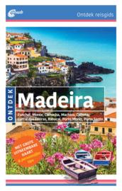 Reisgids Madeira | ANWB Ontdek serie | ISBN 9789018045395