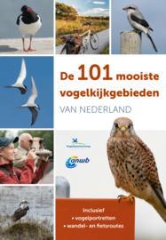 Vogelgids De 101 mooiste vogelkijkgebieden Van Nederland | Kosmos | ISBN 9789021569178
