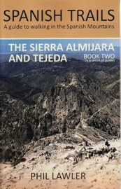Wandelgids The Sierra Almijara and Tejeda | 2qt Limited Publishing | ISBN 9780995579712