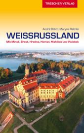 Reisgids Wit Rusland - Weiss Russland | Trescher Verlag | ISBN 9783897944619