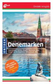 Reisgids Denemarken | ANWB  Ontdek | ISBN 9789018043445