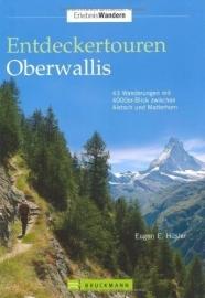Wandelgids Entdeckertouren Wallis | Bruckmann | ISBN 9783765449086