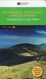 Wandelgids Edinburgh & the Lothians | Jarrold Publishing | ISBN 9780319091197