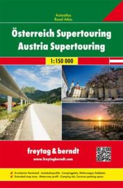 Wegenatlas Österreich Superatlas | Freytag & Berndt | 1:150.000 | ISBN 9783707917802