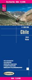 Wegenkaart Chili   Reise Know How   1 :1,6 miljoen   ISBN 9783831773466