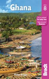 Reisgids Ghana | Bradt | ISBN 9781784776282