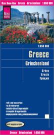 Wegenkaart Griekenland | Reise Know How |  1:650.000 | ISBN 9783831773299