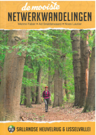 Wandelgids de mooiste netwerkwandelingen Sallandse Heuvelrug & IJsselvallei |Elmar | ISBN 9789038927879