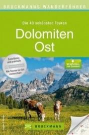 Wandelgids Dolomiten Ost | Bruckmann Verlag | ISBN 9783765459412