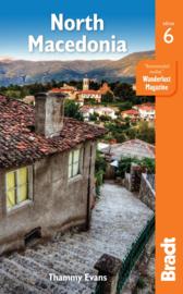 Reisgids Macedonië - Macedonia Noord | Bradt | ISBN 9781784770846
