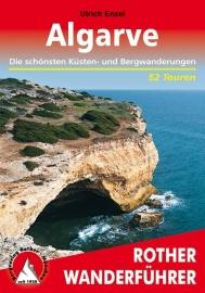 Wandelgids Algarve | Rother Verlag | ISBN 9783763342761