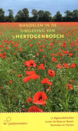 Wandelgids  Wandelen in de omgeving van s-Hertogenbosch | Gegarandeerd Onregelmatig | ISBN 9789082556049