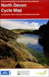 Fietskaart Cycle City Guide nr. 03 | North Devon Cycle Map | 1:110.000 | ISBN 9781900623223