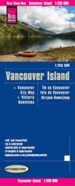 Wegenkaart Vancouver Island   Reise Know How   1:250.000   ISBN 9783831774258