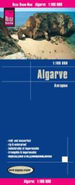 Wegenkaart-Fietskaart Algarve | Reise Know How | 1:100.000 | ISBN 9783831772759