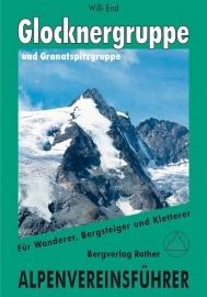 Wandelgids-Klimgids Rother Verlag Glocknergruppe AVF | ISBN 9783763312665
