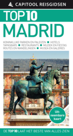 Stadsgids Madrid | Capitool Top 10 | ISBN 9789000356560