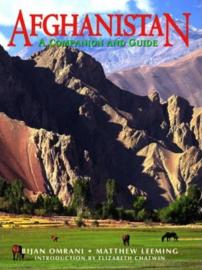 Reisgids-Cultuurgids Afghanistan | Odyssey publications | ISBN 9789622178168