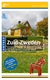 Reisgids Zuid Zweden   ANWB Ontdek    ISBN 9789018043988