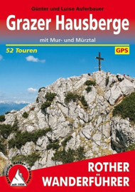 Wandelgids Grazer Hausberge | Rother Verlag | mit Mur- und Mürztal | ISBN 9783763342921