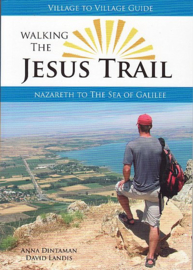 Wandelgids The Jesus Trail | Village To Village Press | ISBN 9780984353330