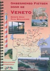 Fietsgids Onbegrensd fietsen door de Veneto - Italië | Benjaminse | ISBN 9789077899175
