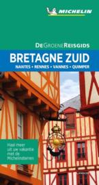 Reisgids Bretagne Zuid - Rennes - Vannes - Quimper - Nantes | Michelin groene gids | ISBN 9789401465144